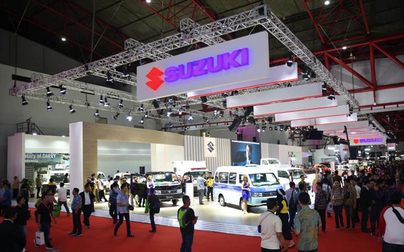 Daftar Mobil-mobil yang Mendongkrak Penjualan Suzuki Selama Telkomsel IIMS 2019