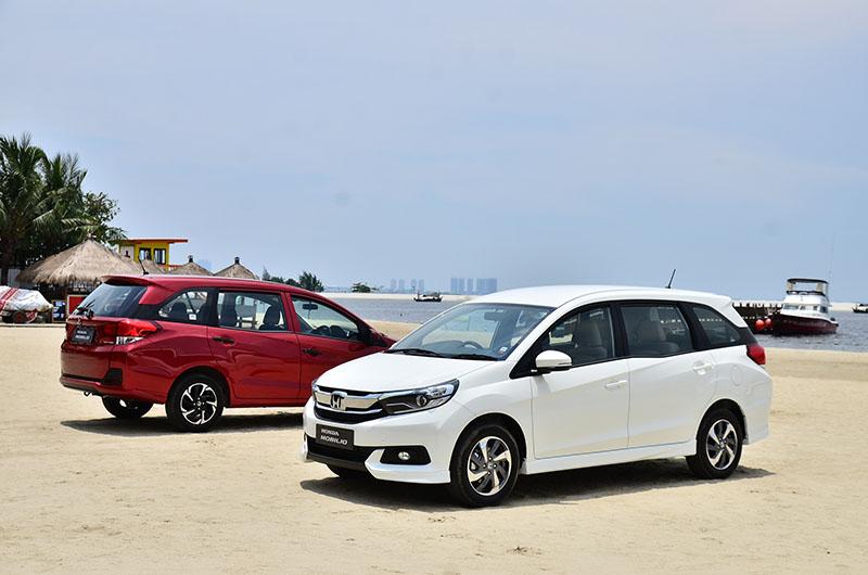 Tiga Mobil Honda Paling Diminati Jelang Lebaran 2019