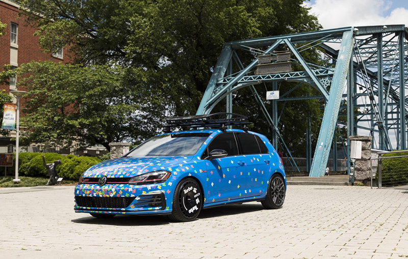 Tiga Referensi Modifikasi Volkswagen Golf