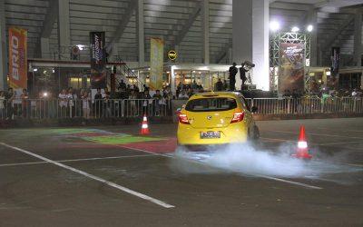 Seri Perdana Honda Brio Saturday Night Challenge Digelar Semalam