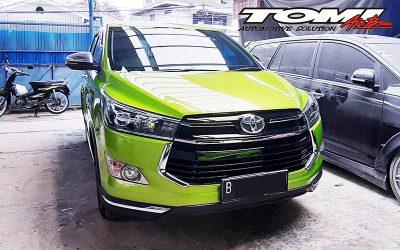 Modifikasi Warna Toyota Kijang All New Innova Sesuai Selera