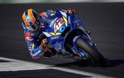 Kejutan Overtaking Alex Rins Jelang Finish MotoGP Silverstone