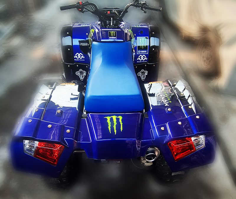 ATV Monster 46
