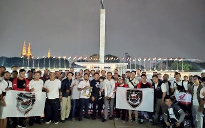 Komunitas Honda ADV Resmi Berdiri