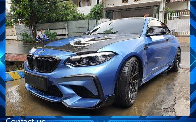 Tips Simpel Modifikasi BMW M2