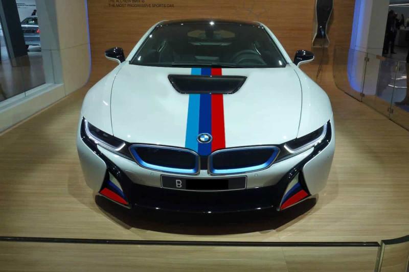 Ini Dia BMW i8 Safety Car Dari Tanah Air