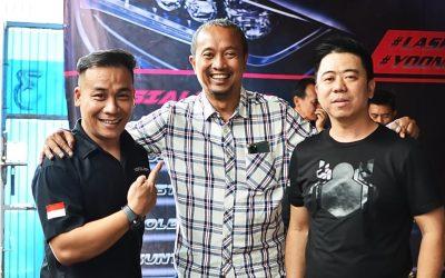 Cabang Yoong Motor Jakarta Bermarkas di Bengkel Tomi Airbrush