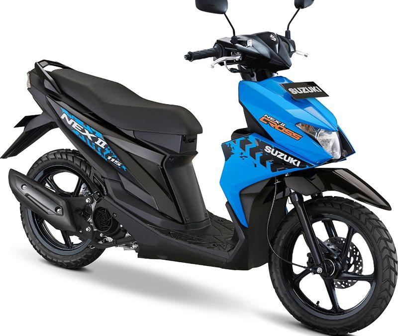 Suzuki NEX II Cross Untuk Jiwa Petualang