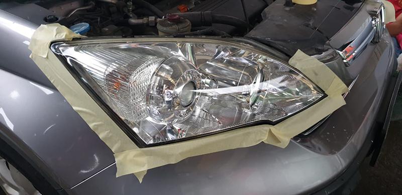 Cara Efisien dan Praktis Atasi Lampu Mobil yang Buram