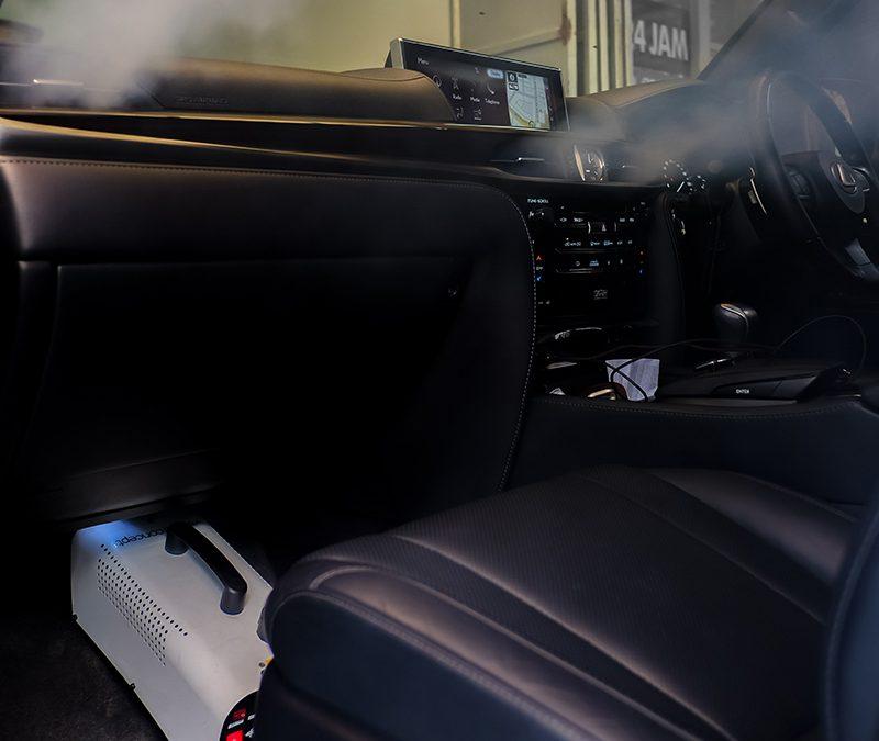 Tetap Jaga Kebersihan Kabin Mobil Anda di Masa New Normal