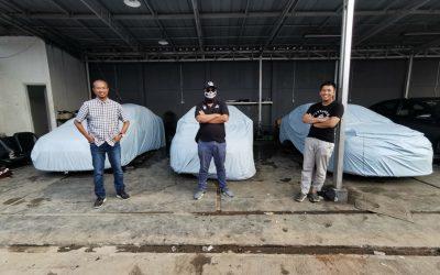LiveModz IMX 2020 Tantang Tiga Youtuber Otomotif Indonesia