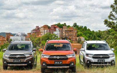 Permintaan Ekspor Suzuki XL7 Meningkat