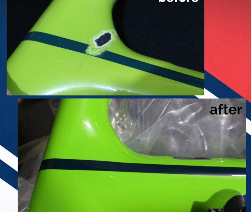 Repair Frame Sepeda Non Carbon