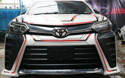 Ini Dia Mobil Sejuta Umat Rasa Toyota Voxy