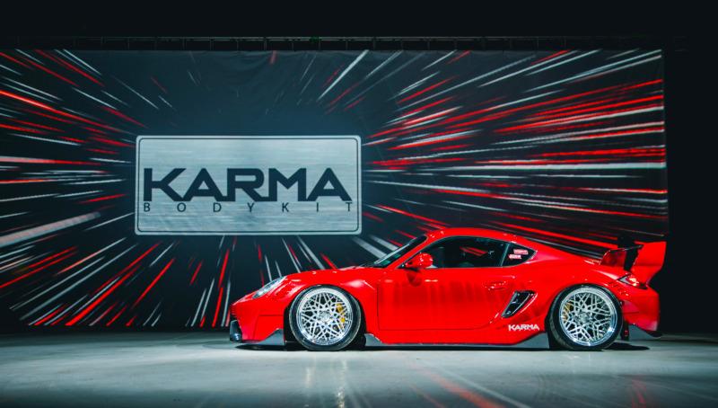 KARMA Bodykit Luncurkan Produk Barunya di IMX 2020