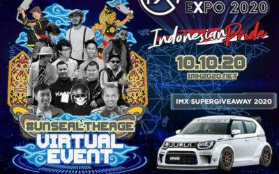 Menghitung Hari Menuju Virtual Event IMX 2020