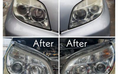 Cara Kembalikan Lampu Mobil Seperti Baru