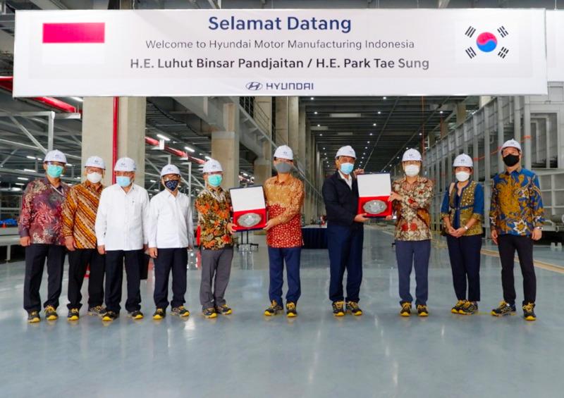 Pembangunan Pabrik Hyundai di Indonesia Tarik Perhatian Pemerintah
