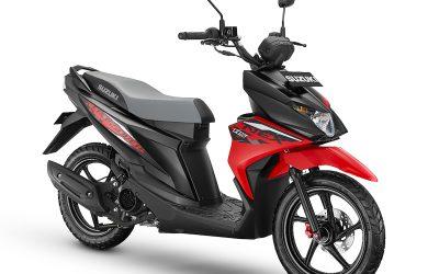 Suzuki Hadirkan Matic Petualang Baru
