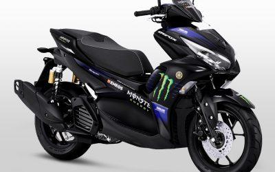 Yamaha All New Aerox 155 Connected Edisi MotoGP