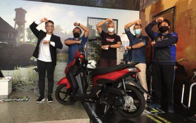 Berangkat Sukses Tahun Lalu, Yamaha Generasi 125 E-Sport Competition Kembali Digelar