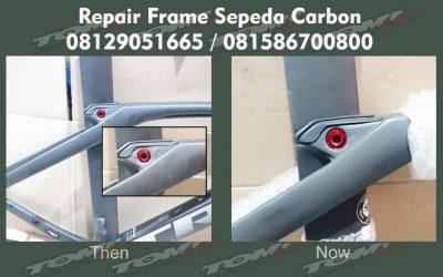 Tomi Airbrush Piawai Repair Frame Sepeda Carbon