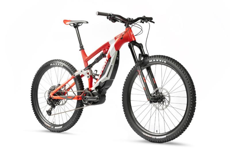 Modifikasi Sepeda Serupa Ducati