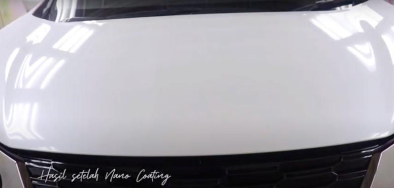 Nano Coating Penting untuk Menjaga Mobil Tetap Kinclong