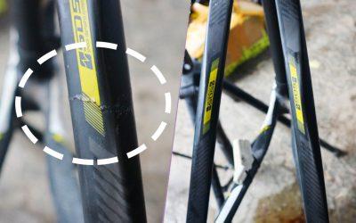 Repair Frame Sepeda Carbon di Jakarta Barat