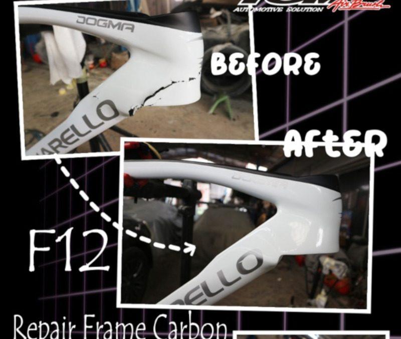 Repair Sepeda Pinarello Dogma F12
