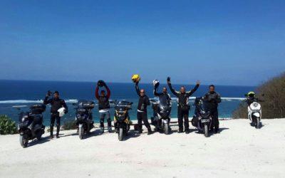"""Pengalaman Seru Touring Biker YNCI di """"Portal"""" di Tiap Daerah"""