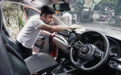 Cara Simpel Rawat Mobil Saat PPKM Darurat