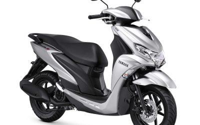 Tampang Baru Yamaha FreeGO