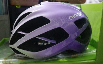 Repaint Helm Sepeda Kask