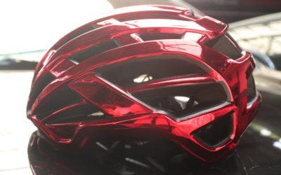 Sesuaikan Warna Helm dengan Sepedanya